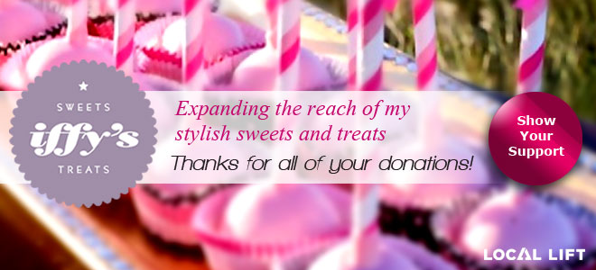 Support Iffy's Sweets and Treats by donation